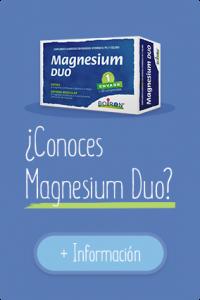 ¿Conoces Magnesium DUO?