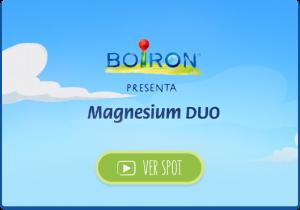 BOIRON Presenta Magnesium DUO